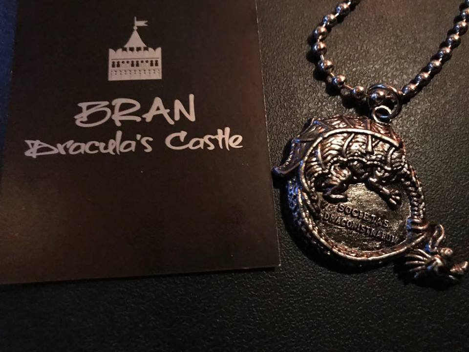 15th century order of the dragon pendant ordo dracul the order of the dragon in the time of vlad tepes stainless steel free shipping from romania the package contains the pendant and a stainless steel aloadofball Gallery