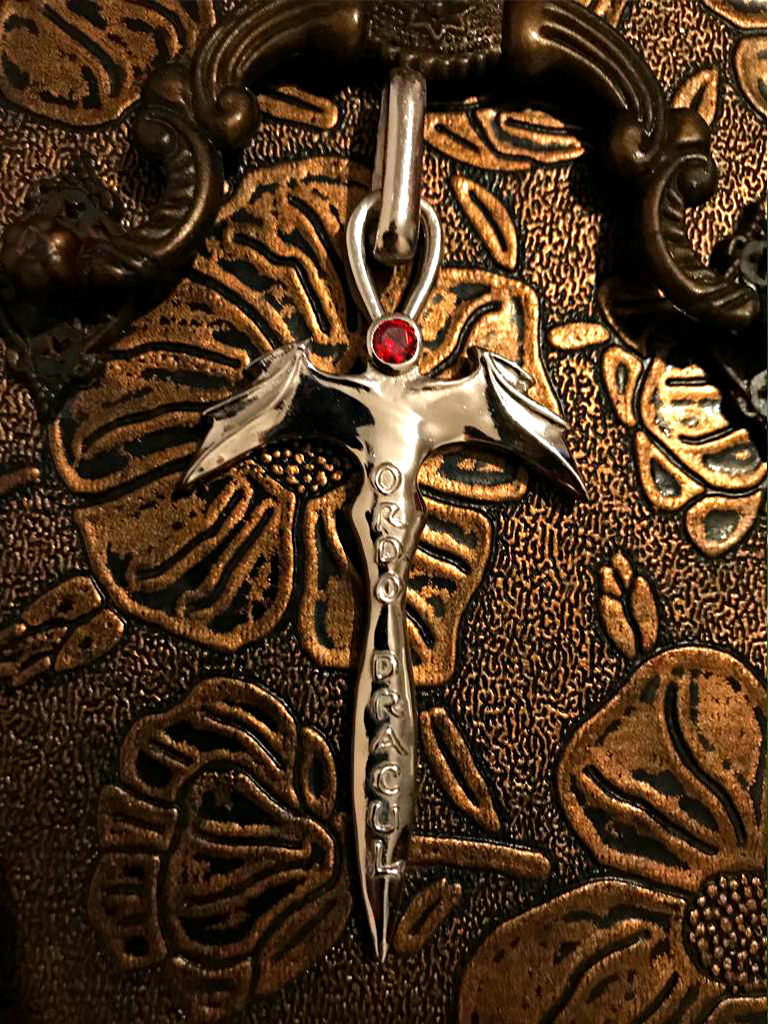 The Ankh Of The Immortals Large Ordo Dracul